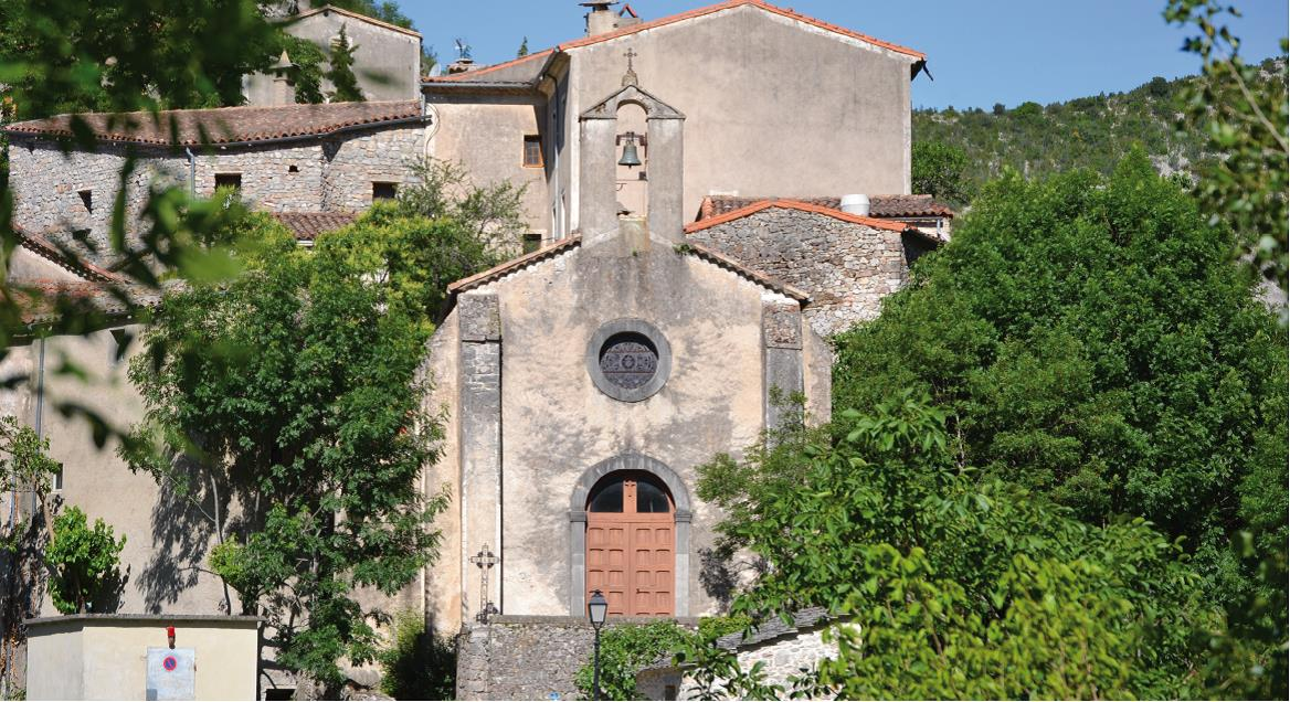 hameau-église-navacelles
