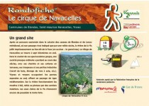 Fiche rando : Le Cirque de Navacelles