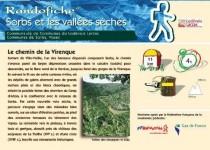 Fiche rando : Sorbs et les vallées sèches