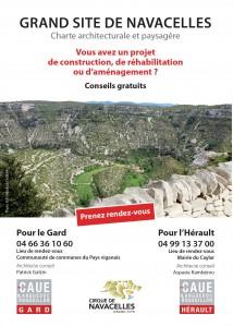 Flyer charte archi - conseil gratuit