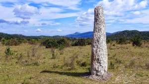Menhir à Rogues