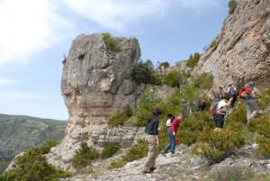 Parcourir le Grand Site de France du Cirque de Navacelles