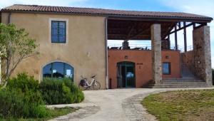 Maison de site de La Baume-Auriol (Hérault)