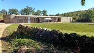 Maison de site de Blandas (Gard)